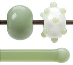 Celadon Green Opalescent Rod