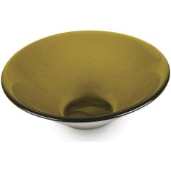 Large Cone Bowl, 11.875 x 3.625 in (302 x 92 mm), Slumping Mold