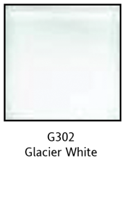 Colors For Earth Glacier White Glass Paint - CFE