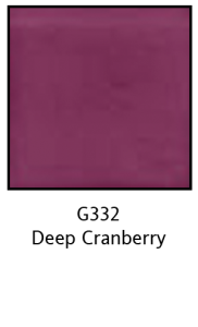 Colors For Earth Deep Cranberry  Glass Paint - CFE