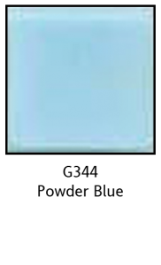 Colors For Earth Powder Blue Glass Paint - CFE