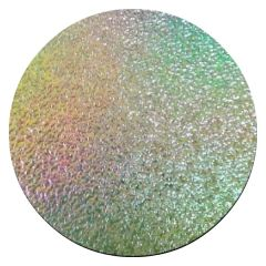 Mixture Moss Texture Wafer Thin Dichroic Glass  .*.