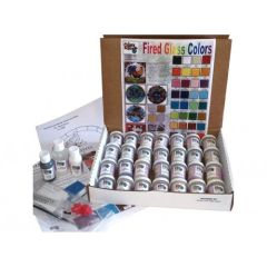 Colors For Earth Beginner Glass Color Kit - CFE