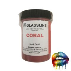 AAE Big Mouth Paints Coral Wide Mouth Jars