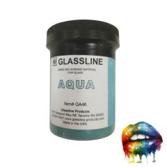AAE Big Mouth Paints Aqua Wide Mouth Jars