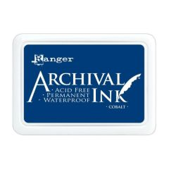 Cobalt Archival Waterproof Ink Pad