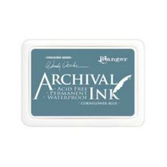 Cornflower Blue Archival Waterproof Ink Pad