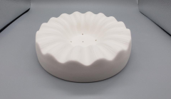 Small Round Spiral Plate Mold