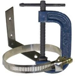 MAPP Gas Canister Holder & Table Clamp