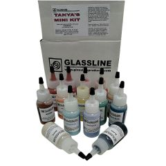 Tanya's Glassline Mini Paint Kit