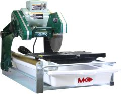 Covington's MK Wet Diamond Tile Saw For Pattern Bars & Thick Glass