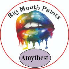 AAE Big Mouth Paints Amythest Wide Mouth Jars