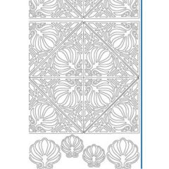 Funk-A-Delic IV Etching & Sandblasting Sticker Sheet
