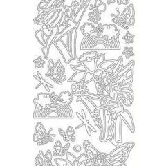 Fairy Living Etching & Sandblasting Sticker Sheet