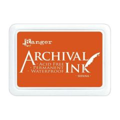 Sienna Archival Waterproof Ink Pad