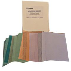 Tanya's Wisteria Fusible Color  Paper Kit