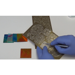QuickFlix Shadow Dichroic Etching Video Tutorial 5:13