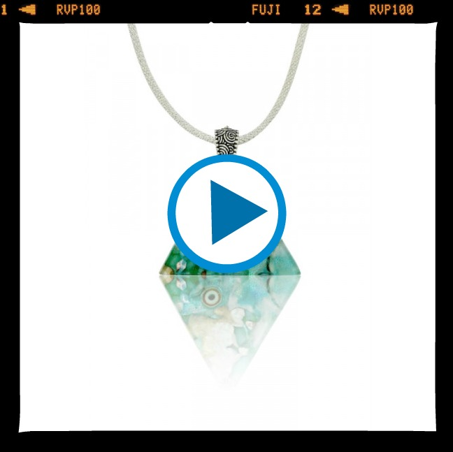 Frit-Rini Fused Glass Jewelry Video - Online Class - Watch Now