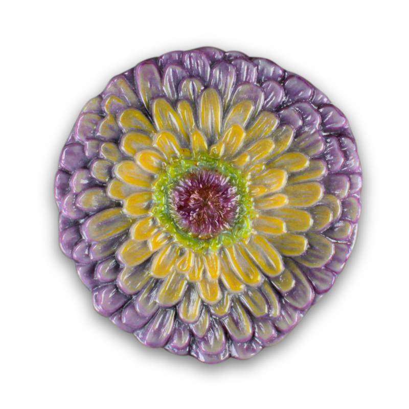 Zinnia Mold PDF Tutorial