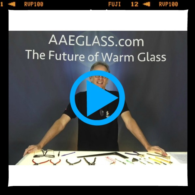 The Foundations of Cutting Glass w/ Peter McGrain - Online Class- Watch Now