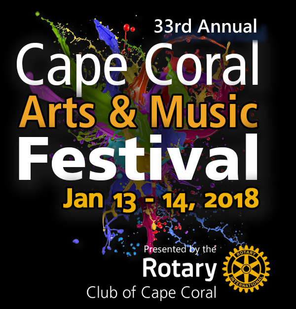 Cape Coral Arts & Music Festival 2018